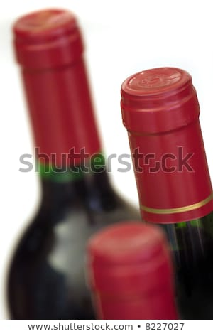 wine bottles trio Stock photo © robertosch
