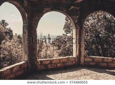 Window With No Glass stock photo © rhamm