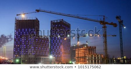 abstract construction Stock photo © silense