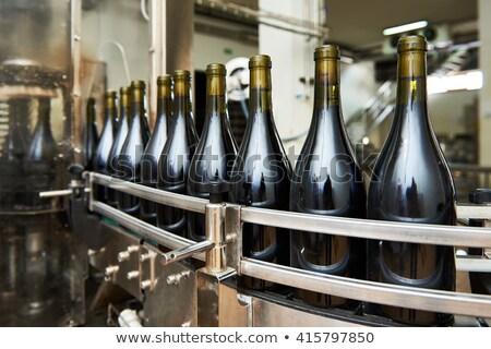 Wine Bottling Machine Stock photo © ArenaCreative
