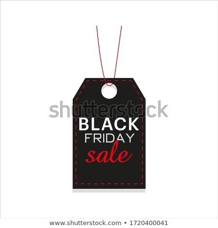Vermelho membro branco compras ouro cartão Foto stock © impresja26