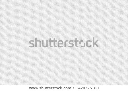Close up White Flax Cloth Stock photo © juniart