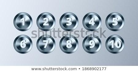 cup circular vector gold web icon button stock photo © rizwanali3d