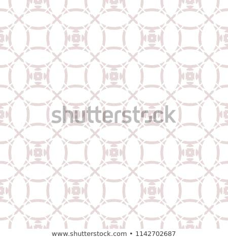 neutral · sin · costura · Celtic · patrón · lineal · geométrico - foto stock © almagami