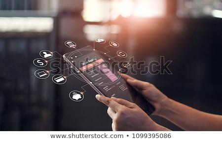 online banking concept stock photo © genestro