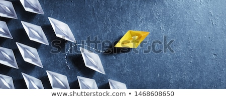 Business Directing Leadership Stock photo © Lightsource