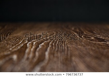 Wooden Background Surface with Narrow Depth of Field Fading to B Stock photo © feverpitch