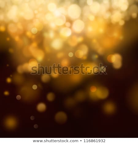 Abstract Brown Background With Circles Photo stock © mythja