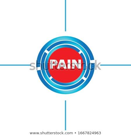 3D · レンダリング · 実例 · 腰痛 · 医療 · ボディ - ストックフォト © spectral