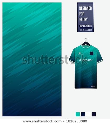 green jersey mesh stock photo © grivet