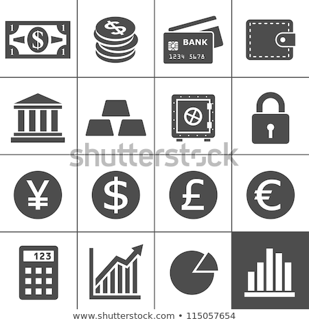 locked wallet with euro currency stock photo © grazvydas