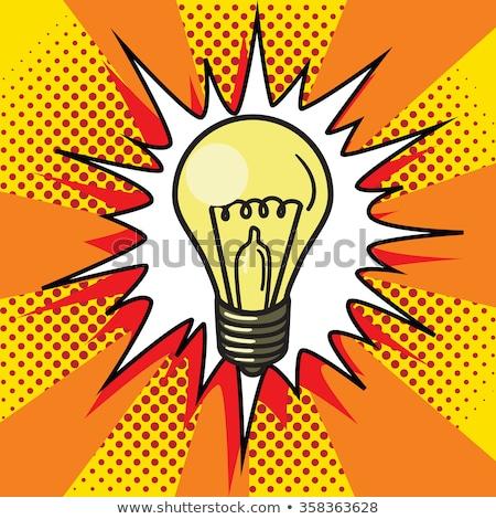art ideas stock photo © lightsource