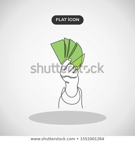 Bribery Abstract concept digital illustration Stock photo © kgtoh