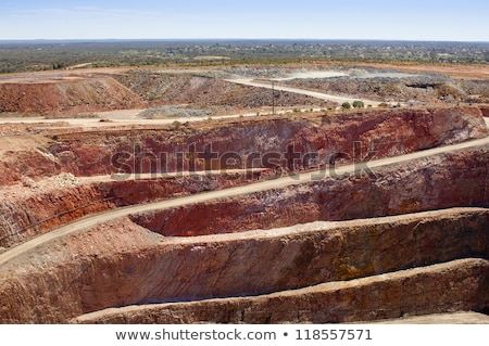 mine at cobar Stock photo © clearviewstock