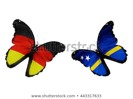 germany and curacao flags stock photo © istanbul2009