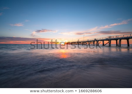 Pont rivière anglais lake district Photo stock © peterguess