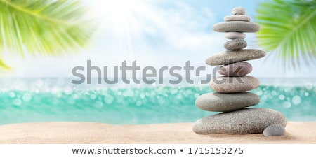 água · vulcânico · mar - foto stock © is2