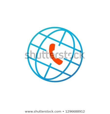 comunicazione · internazionali · chiamata · lavoro · mondo · telefono - foto d'archivio © kyryloff