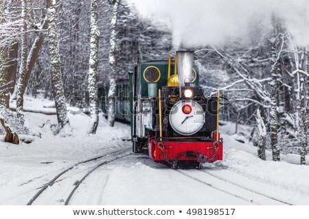 世界 列車 効果 勾配 ストックフォト © pkdinkar