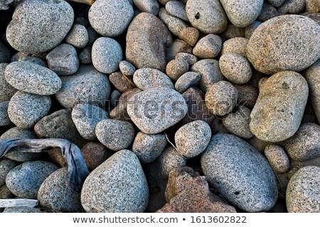 round granite rocks Stock photo © smithore