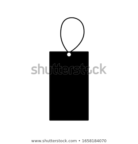 preto · papel · membro · isolado · branco - foto stock © dmitry_rukhlenko