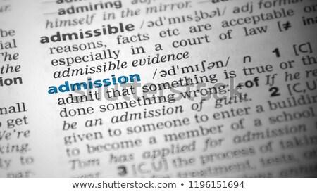 辞書 · 学習 · 選択フォーカス · 定義 · 言葉 · 紙 - ストックフォト © iofoto
