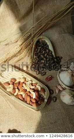 Beans aand Seeds Stock photo © MamaMia