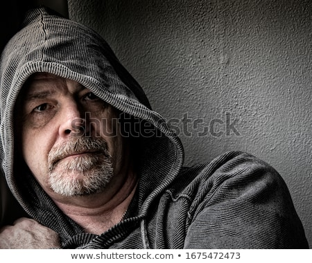 задумчивый · случайный · человека · молодые · глядя - Сток-фото © feedough