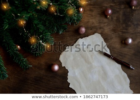 бумаги выделите подарок окна письме Сток-фото © Winner