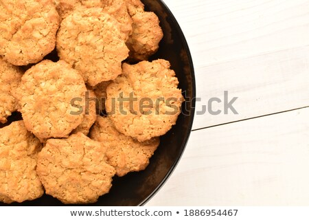 Several Gourmet Cookies on Wooden Board Stock photo © tab62