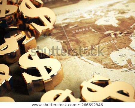 Abstract dollar business papier achtergrond financieren Stockfoto © janaka