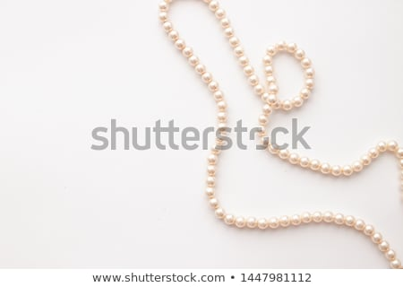pearl necklace Stock photo © kovacevic