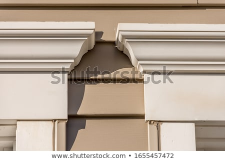 Close up of ceiling moulding Stock photo © dutourdumonde