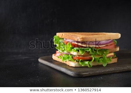 peynir · mutfak · gıda · akşam · yemeği · ülke - stok fotoğraf © stevanovicigor