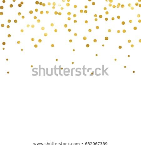 グリッター ポルカ 紙 幸せ ストックフォト © SArts