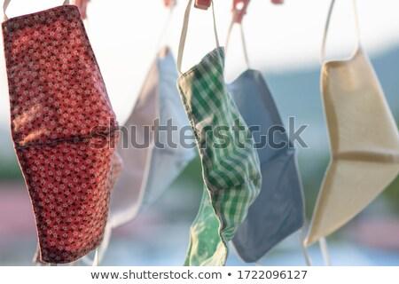 şırınga · küçük · şişe · bağbozumu · cam · sıvı · eczane - stok fotoğraf © galitskaya
