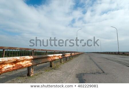 Road to Chernobyl Stock photo © nomadsoul1