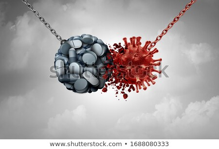Disease Outbreak Prescription Drugs Stock photo © Lightsource