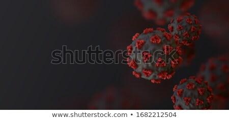 2019-nCoV Coronavirus Background Stock photo © -TAlex-