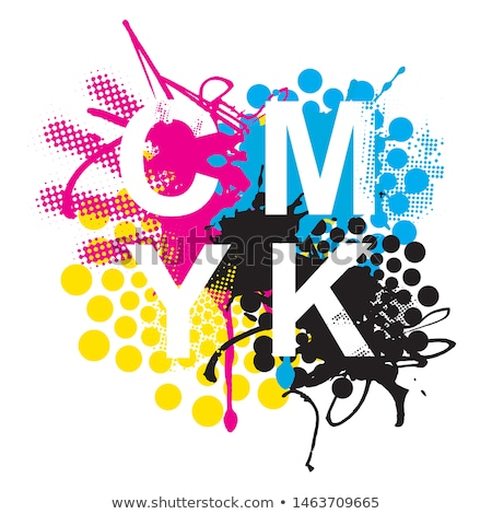cmyk spiral stock photo © timbrk