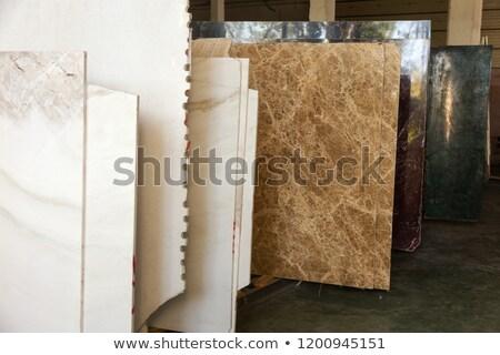 marble factory interior stock photo © sirylok