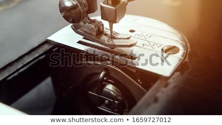 産業 · マシン · 黒白 · 作業 · 鋼 - ストックフォト © lightsource