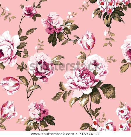 soyut · çiçek · bahar · dizayn - stok fotoğraf © meikis