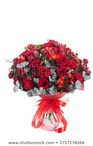 Ramo flores hermosa flor belleza verano Foto stock © mahout