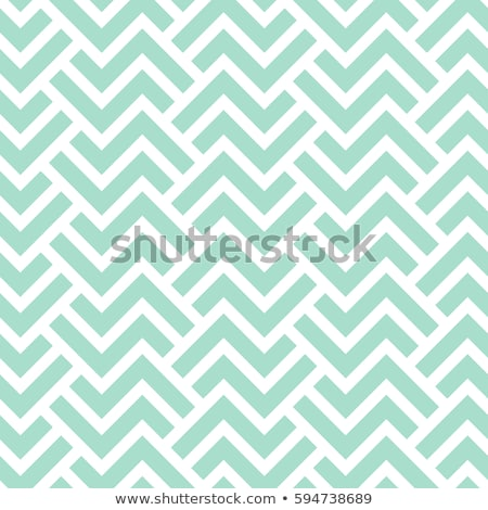 Green abstract geometric seamless pattern stock photo © aliaksandra