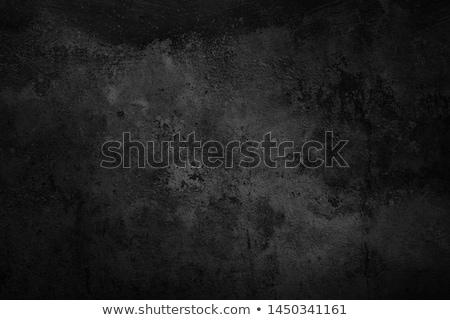 черный красный Гранж темно ретро плакат Сток-фото © tintin75