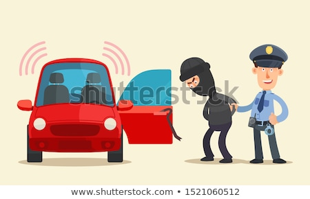stop hijacking on open hand stock photo © tashatuvango