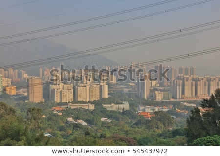 view of hong kong during the day stock photo © elnur