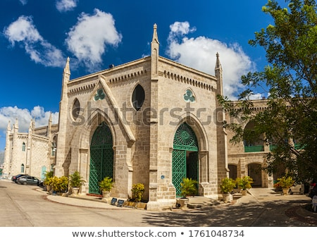 Барбадос · парламент · здании · город · дома - Сток-фото © FER737NG