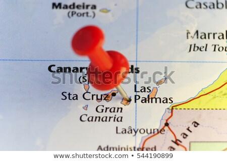 商业照片 / 矢量图: 地图 · 绿色 · 旅行 · 岛 · 西班牙 / map